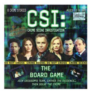 CSI Scena del crimine