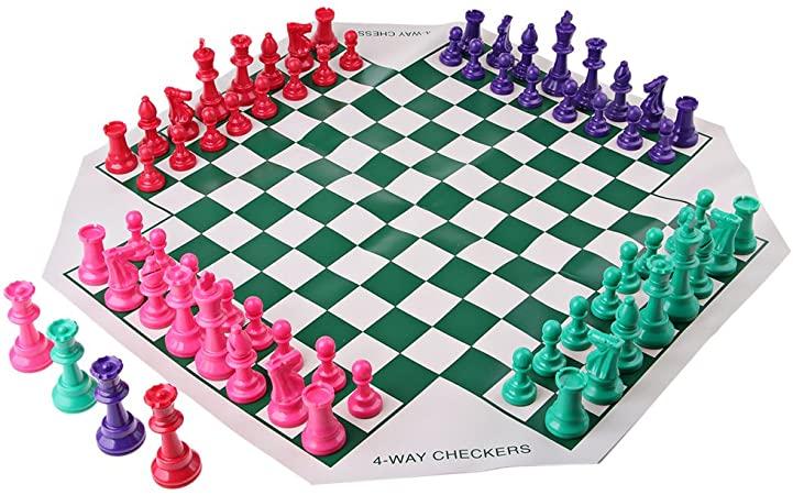 Scacchi a 2 e a 4 giocatori